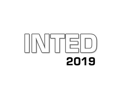 INTED 2019 (13th annual International Technology, Education and Development Conference)