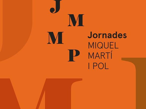 II Jornada-Col·loqui Miquel Martí i Pol de Literatura i Educació. Poesia per a infantil i primària