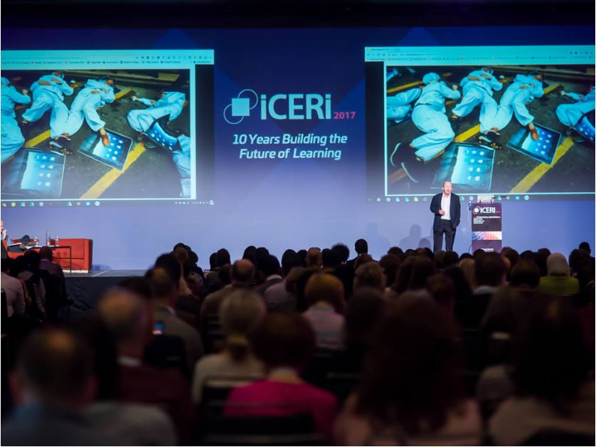 ICERI2019 (12th annual International Conference of Education, Research and Innovation)