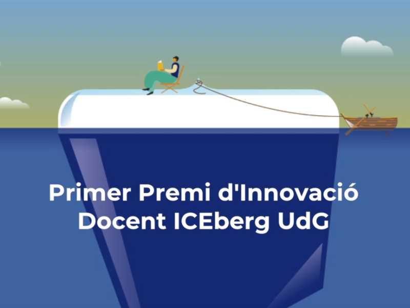 Vídeo del projecte guanyador del Primer Premi d'Innovació Docent ICEberg UdG