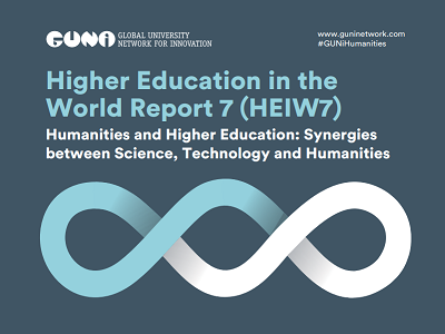 "Presentation of the 7th Higher Education in the World Report ""Humanities and Higher Education: Synergies between Science, Technology and Humanities"""