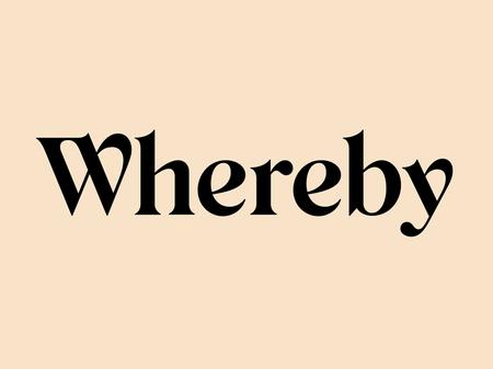 Whereby: videoconferències a la xarxa