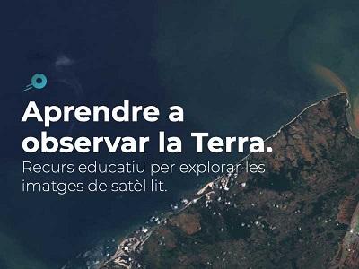 El SIGTE de la UdG crea un nou recurs educatiu per l'observació de la Terra