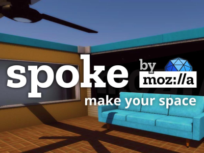 Spoke: crear espais 3D per a Hubs